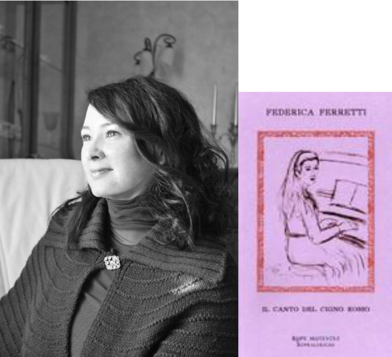 la scrittrice Federica Ferretti
